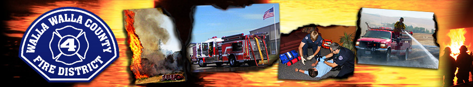 Walla Walla County Fire District 4